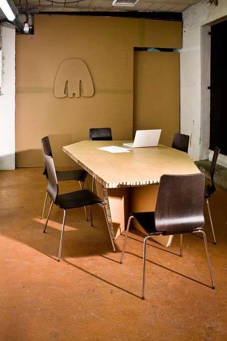 cardboard4 cardboard office
