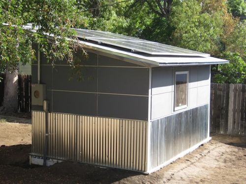 Solar Shed 3